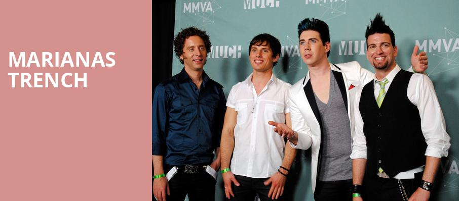 Marianas Trench, Mr Smalls Theater, Pittsburgh