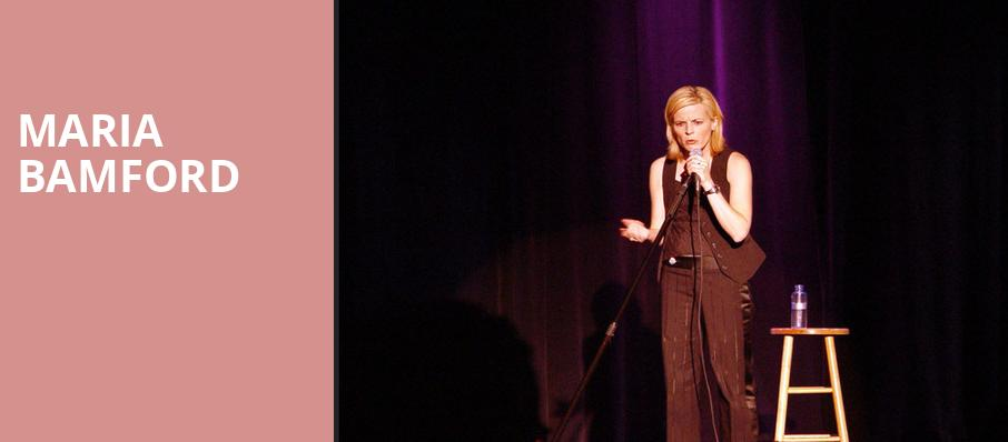 Maria Bamford, Carnegie Library Music Hall Of Homestead, Pittsburgh