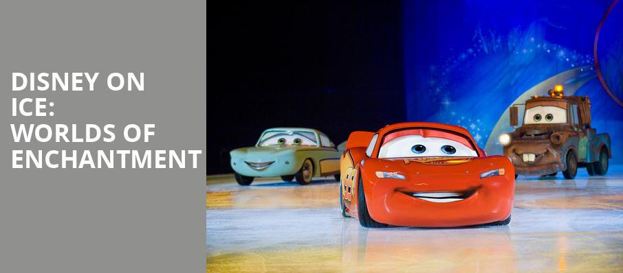 Disney On Ice Worlds of Enchantment, PPG Paints Arena, Pittsburgh