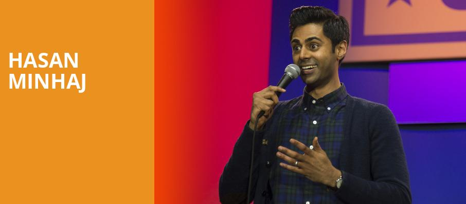 Hasan Minhaj, Carnegie Library Music Hall Of Homestead, Pittsburgh
