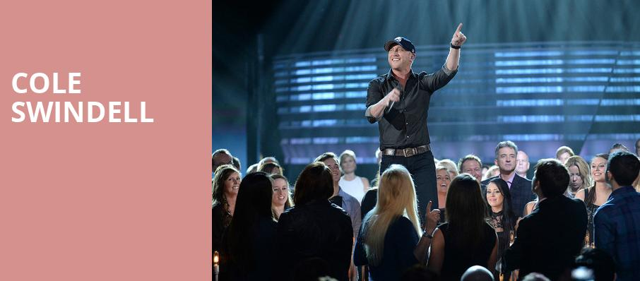 Cole Swindell, Stage AE, Pittsburgh