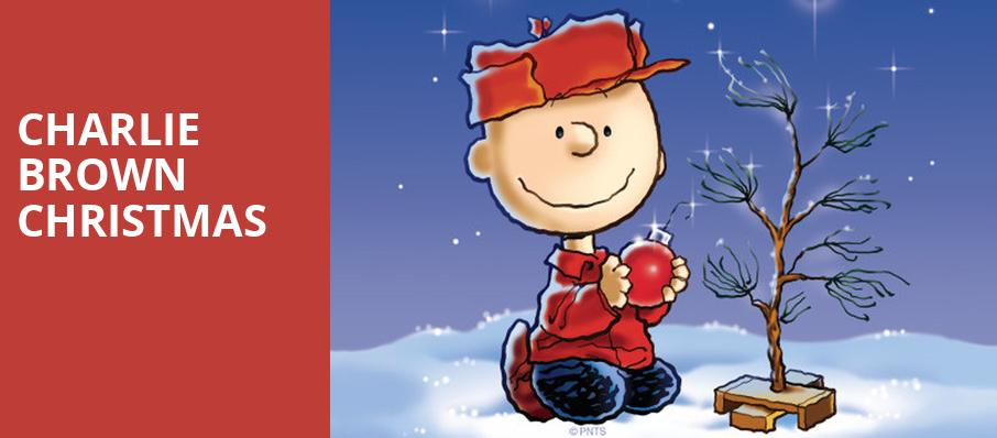 Charlie Brown Christmas, Byham Theater, Pittsburgh