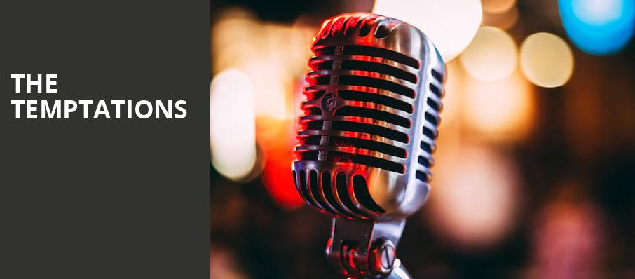 The Temptations, Palace Theatre, Pittsburgh