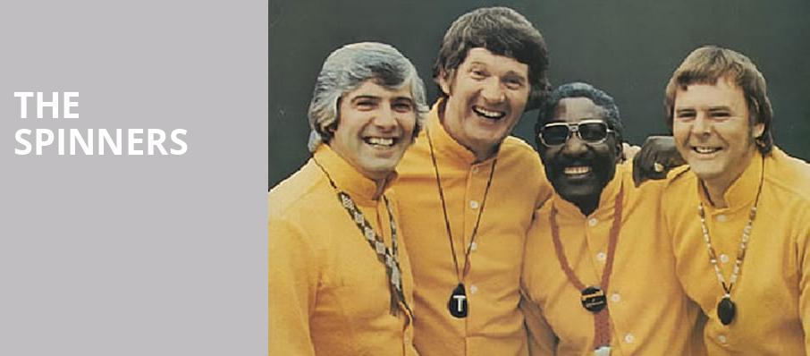 The Spinners, Palace Theatre, Pittsburgh