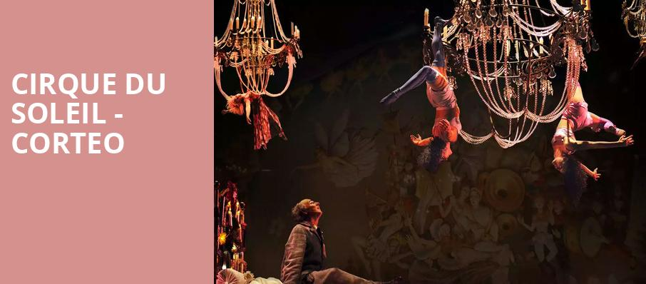 Cirque du Soleil Corteo, PPG Paints Arena, Pittsburgh