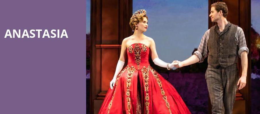 Anastasia, Benedum Center, Pittsburgh