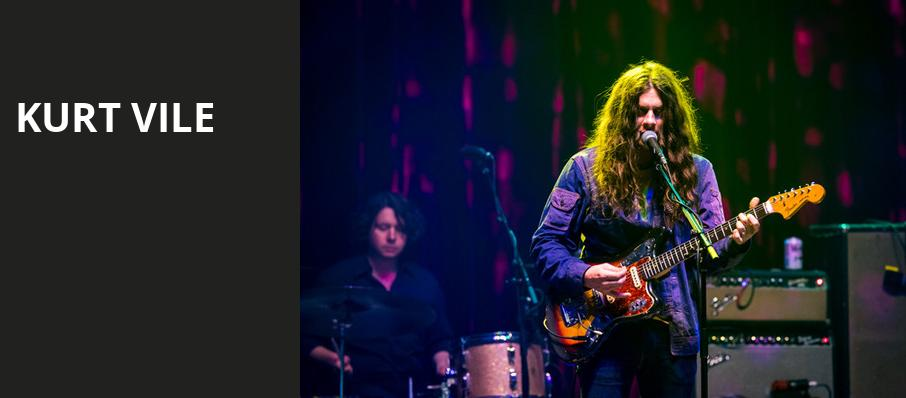 Kurt Vile, Carnegie Music Hall, Pittsburgh