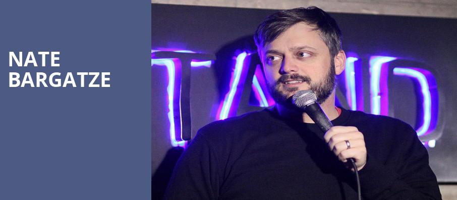 Nate Bargatze, Carnegie Library Music Hall Of Homestead, Pittsburgh