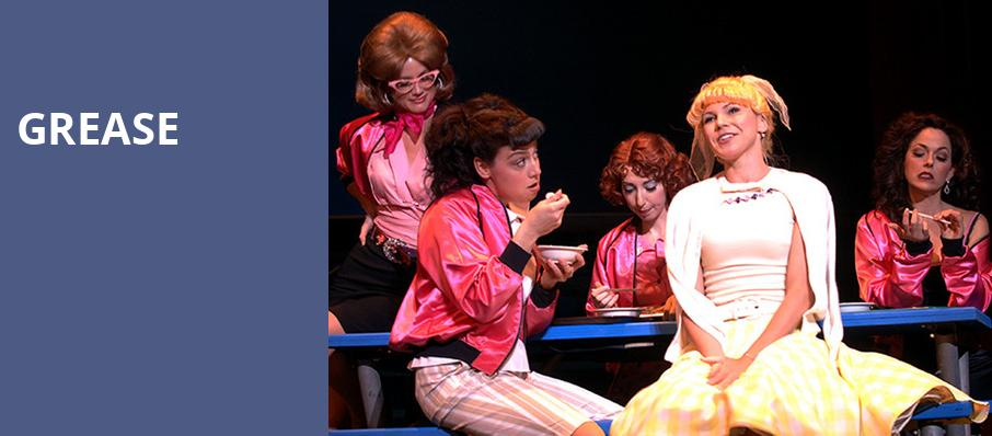 Grease, Benedum Center, Pittsburgh