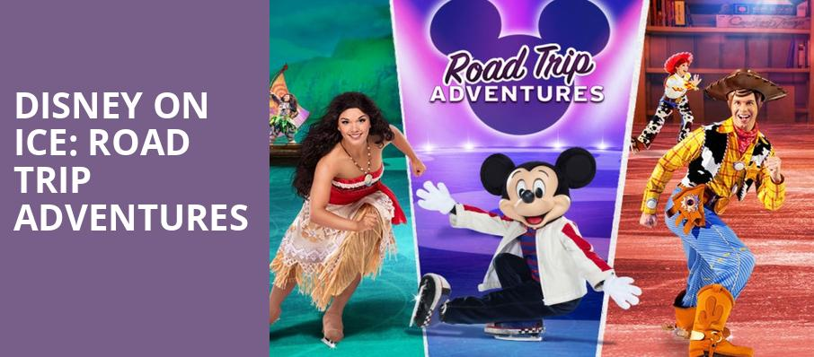 Disney On Ice Road Trip Adventures, PPG Paints Arena, Pittsburgh