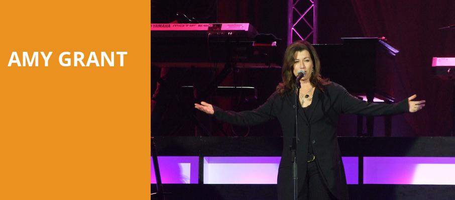Amy Grant, Palace Theatre, Pittsburgh