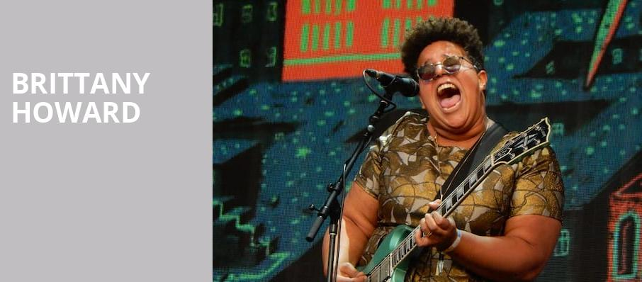 Brittany Howard, Stage AE, Pittsburgh