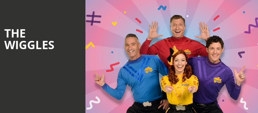 The Wiggles, Byham Theater, Pittsburgh