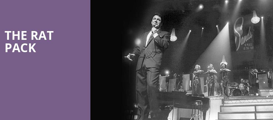 The Rat Pack, Palace Theatre , Pittsburgh