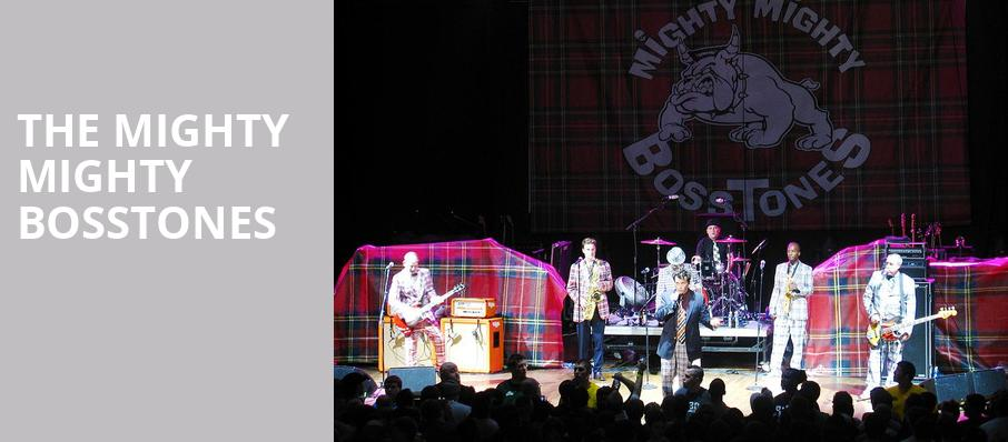 The Mighty Mighty Bosstones, Mr Smalls Theater, Pittsburgh