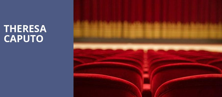 Theresa Caputo, Heinz Hall, Pittsburgh