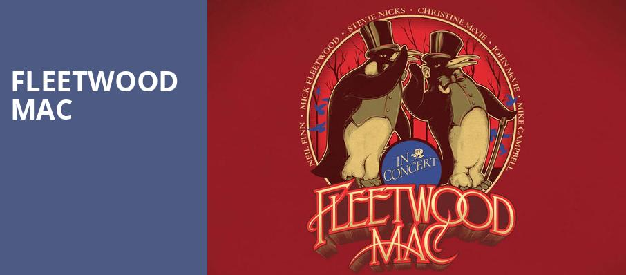 Fleetwood Mac, PPG Paints Arena, Pittsburgh