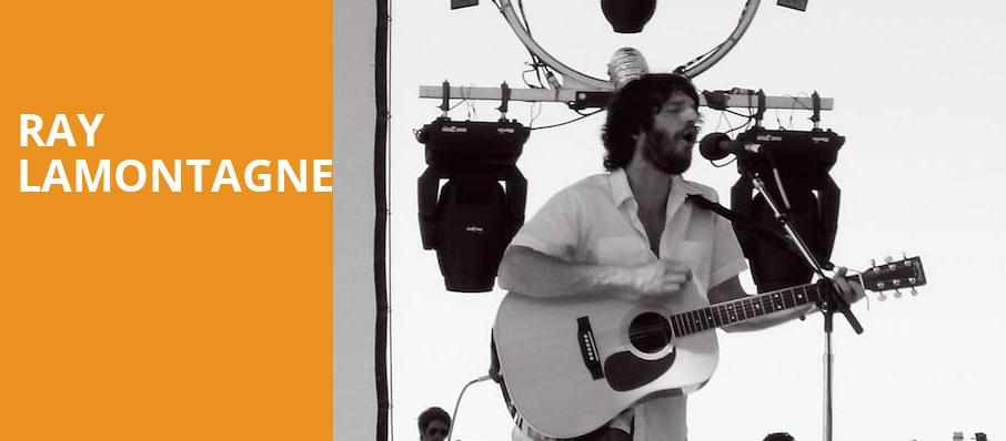 Ray LaMontagne, Heinz Hall, Pittsburgh