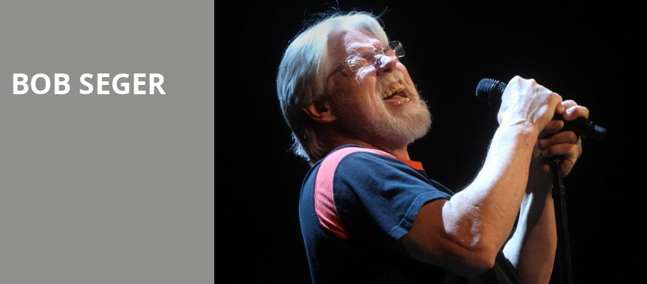 Bob Seger, PPG Paints Arena, Pittsburgh