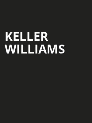 Keller Williams Poster