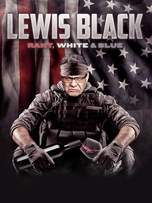 Lewis Black, Heinz Hall, Pittsburgh