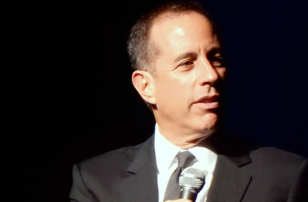 Jerry Seinfeld, Benedum Center, Pittsburgh