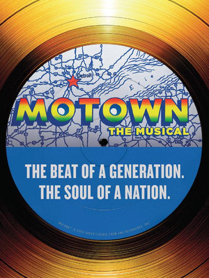Motown - The Musical Poster