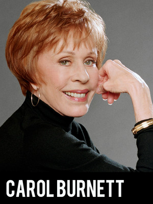 Carol Burnett, Heinz Hall, Pittsburgh