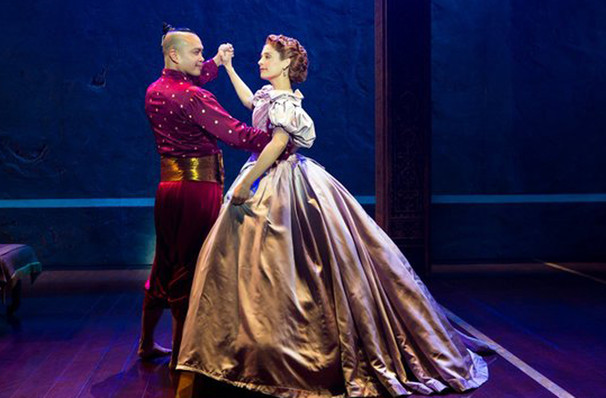 Rodgers Hammersteins The King and I, Benedum Center, Pittsburgh