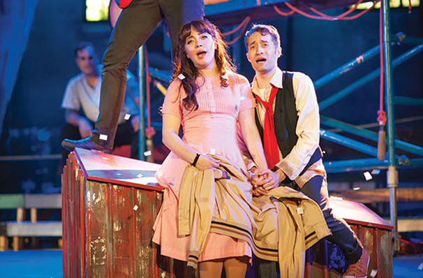 The Fantasticks, OReilly Theater, Pittsburgh