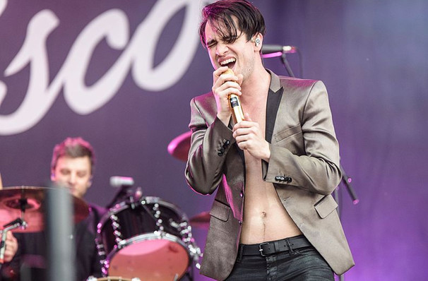 Panic at the disco petersen events center pittsburgh for 3719 terrace street pittsburgh pa 15261